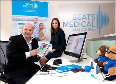 Parkinson's app goes global   Digital Health   Scoop.it