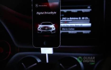 "CES: Indústria dos carros ""acorda"" para a tecnologia - Olhar Digital | Tecnologia e atualidades | Scoop.it"
