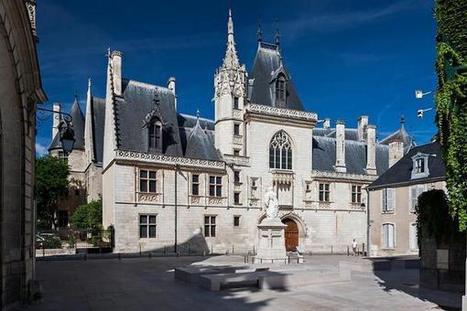 Twitter / TresorsFrance: 1⃣ Palais Jacques-Cœur ... | Bourges Tourisme Info | Scoop.it