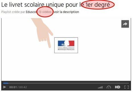 Le livre scolaire unique LSU pour le 1er degré @alainmi11   Vie numérique  à l'école - Académie Orléans-Tours   Scoop.it