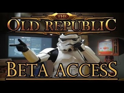 Get Beta Access - Star Wars: Old Republic   spouses helping spouses   Scoop.it