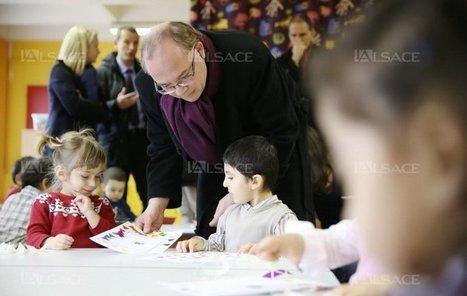 « L'apprentissage précoce d'une langue prédispose à en apprendre d'autres » | Ecole maternelle : devenir élève | Scoop.it