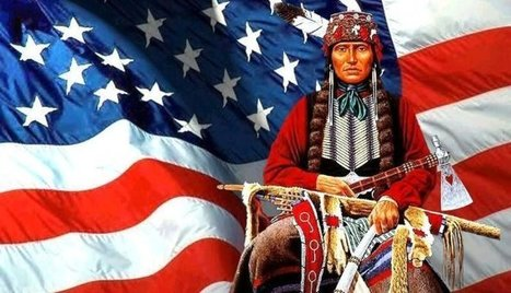 We Are ALL The Native Americans | Criminal Justice in America | Scoop.it
