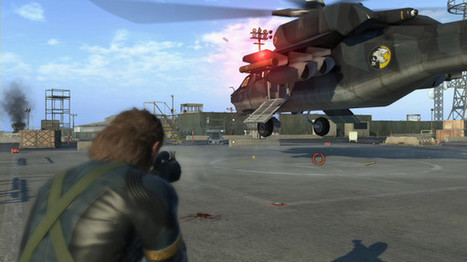 METAL GEAR SOLID V: GROUND ZEROES ~ Download Games and Softwares | Download Free Pc Games | Scoop.it