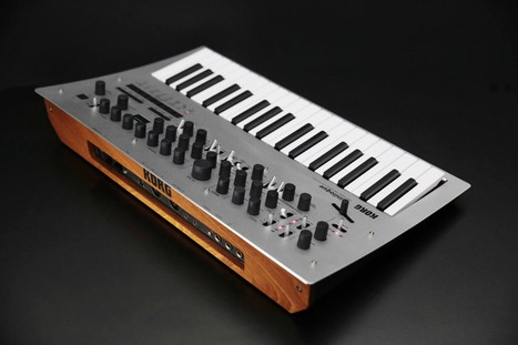 KORG's new $500 minilogue analog polysynth, in a nutshell | Synesound Studios | Scoop.it