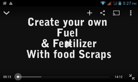 Biogas and How to Make a DIY Anaerobic Digester (Video) | Open International Invitation | Scoop.it