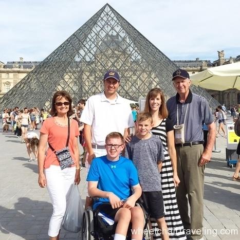 The Accessibility of Paris | Accessible Tourism | Scoop.it