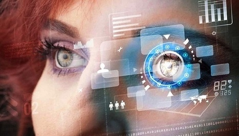 Ditch that Debit Card: Eye-Scanning Tech is coming to the Next Generation of ATMs | Misc | Scoop.it