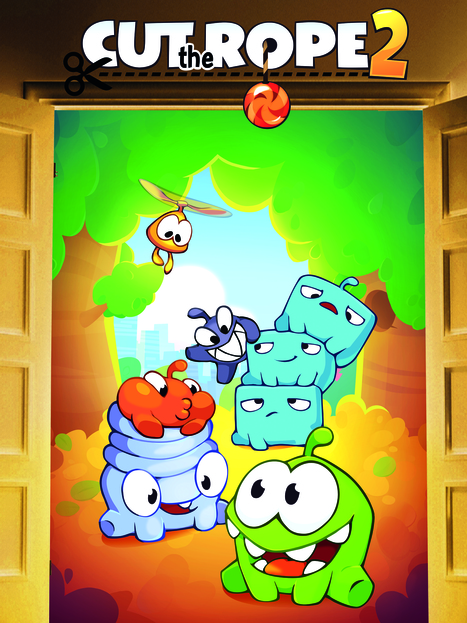 Cut the Rope Dev Trying to Block King's 'Candy' Trademark - IGN | Small Business Law | Scoop.it