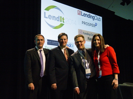 Wrap-up of the 2014 LendIt Conference | P2P lending | Scoop.it