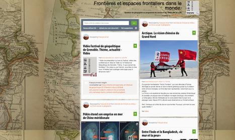 Pour une géopolitique critique des frontières | Géographie : les dernières nouvelles de la toile. | Scoop.it