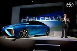 CES: Technology for cars revs up | Hi I see you Josh | Scoop.it