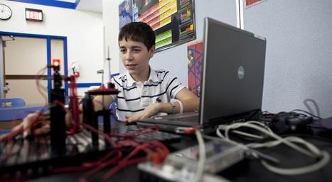 Quand l'éducation non-mixte à l'américaine renforce les stéréotypes | Slate | L'enseignement dans tous ses états. | Scoop.it