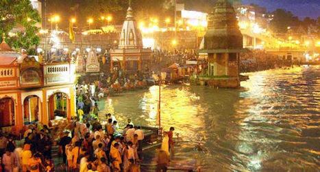 The land with religious fervor, Haridwar | Taj Mahal Tours | Scoop.it