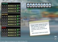 Jeux pédagogiques - Défi : Orthographe d'usage   Des jeux pour apprendre en s'amusant   Scoop.it