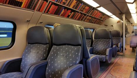 In Olanda i treni diventano biblioteche | MioBook...News! | Scoop.it