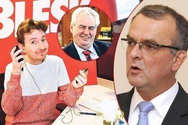 Haló, volá Zeman: Neříkal jsem, že jsi prase, omlouval se Kalousek | politicz | Scoop.it