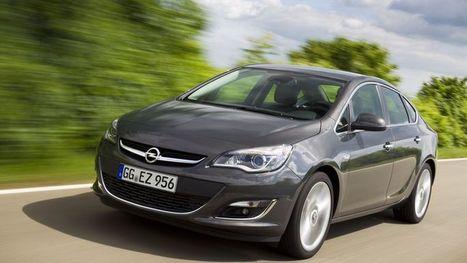 L'Opel Astra en trois volumes | Renault, Dacia et Opel | Scoop.it