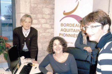 Elles, chefs d'entreprises en incubation à Niel - SudOuest.fr | Femme & Entreprise | Scoop.it