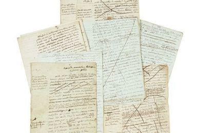 Vidéo Les manuscrits de Robespierre aux Archives nationales | Patrimoine-en-blog | L'observateur du patrimoine | Scoop.it