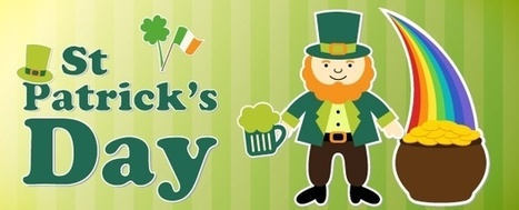 Festival Webquests: St Patrick's Day: 17th March | Teaching (EFL & other teaching-learning related issues) | Scoop.it