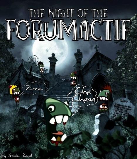 Décorez vos forums Forumactif pour Halloween ! | Forumactif | Scoop.it