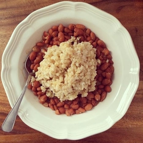 10 healthy foods you can prepare in advance to make 5 minute meals   Fitness and Nutrition   Scoop.it