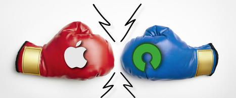 Apple vs. Open Source – The War That Was Not Actually War | Open Source CMS | Scoop.it