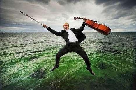 Mystifying Musical Performer Portraits | Arte y Fotografía | Scoop.it
