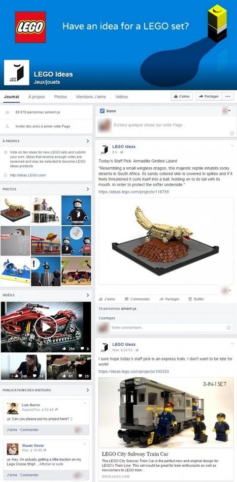 7 marques qui ont su créer de nouveaux services & produits en impliquant leur communauté | Web 2.0 et société | Scoop.it
