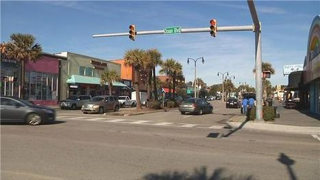 Intersection in North Myrtle Beach to close for one month during construction - WPDE | Highway Design | Scoop.it