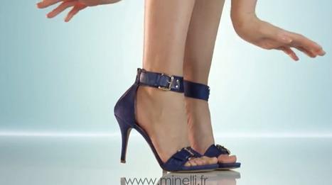 Tendances chaussures femme de la saison printemps été 2013 | Par Minelli | Mode, tendances et conseil en image | Scoop.it