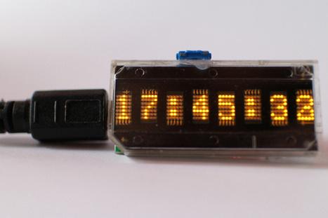 The beginnings of a geeky wristwatch | Hackaday | Scoop.it