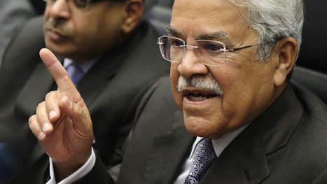 Let Allah decide oil price - Saudi oil minister | Global politics | Scoop.it