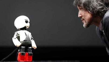 Kirobo : un robot pour faire la conversation aux astronautes | veille technologique sur la robotique 3C | Scoop.it