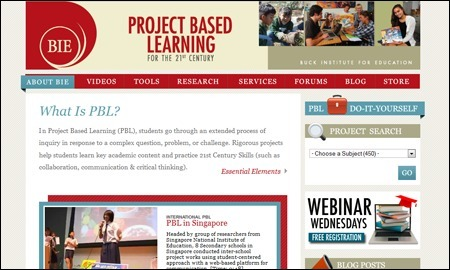 Resources for Project-Based Learning   Jewish Education Around the World   Scoop.it