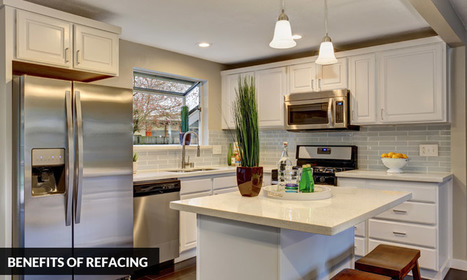 Benefits of Refacing | Kitchen Solvers Franchise | Home Improvement Franchise | Scoop.it