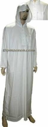Men Hood Galabiah #HAR12H : Clothing & Accessories | beautiful islamic clothing | Scoop.it