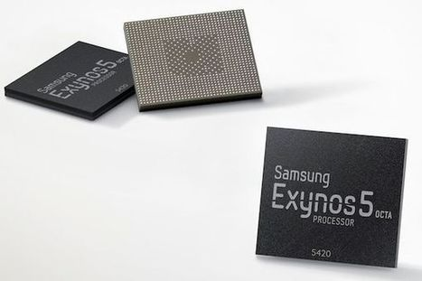 Exynos 5 OCTA: Thanks HMP a real octa-core in the next GALAXY S5? | Android Apk Sharing | Scoop.it