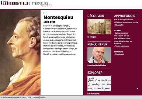 Éduthèque-Accueil   Des ressources pour l'équipe éducative du collège François Mitterrand   Scoop.it
