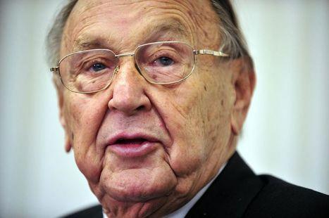 Allemagne: décès de l'ancien chef de la diplomatie Genscher | Allemagne | Scoop.it