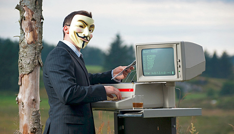 » US Justice Department Site Hacked By Anonymous In Retaliation Of MegaUpload.com Shutdown The Technology Cafe – Social Media, Technology News, Gadget and Gaming Reviews and Viral Videos   Better know and better use Social Media today (facebook, twitter...)   Scoop.it