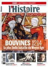 L'Histoire n°399 de mai 2014 | Revue de presse du CDI - lycée professionnel Emile Zola à Hennebont | Scoop.it