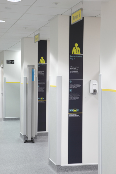 The hospital signage system that reduces violence in A&E by 50% | Simply Zesty | Innovation | Scoop.it