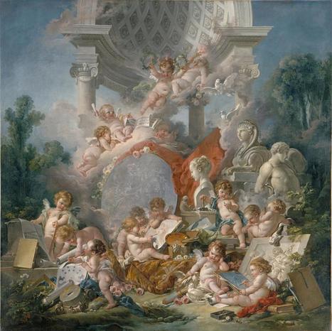 ConSentido Propio: El Erotismo en el Rococó (II) - GALERÍA ... | Historia | Scoop.it