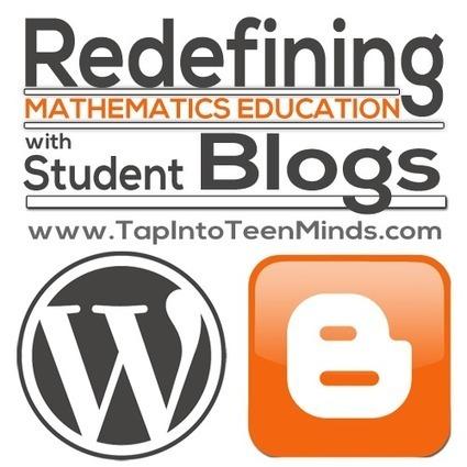 Redefining Digital Learning in Mathematics | Secondary Math Blogging | TechLib | Scoop.it