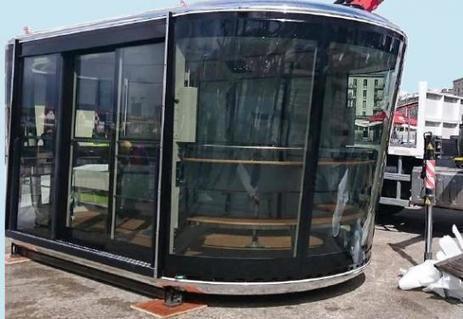 Brest découvre son futur téléphérique | Brest | Scoop.it