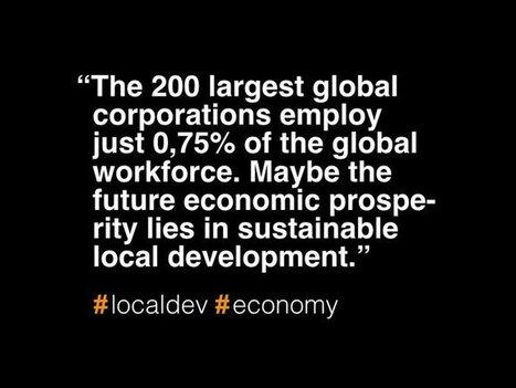 Tweet from @SasjaBeslik | Neighborhood Economics | Scoop.it