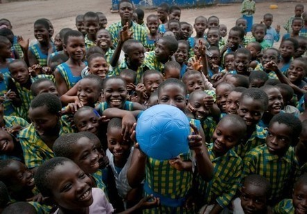 ONE WORLD FUTBOL - Worlds Most Durable Ball, improving the lives of children all over the world. - Buy ONE, Give ONE. | Global Politics | Scoop.it