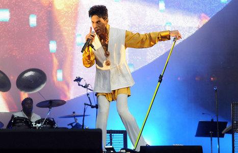 Prince, son histoire d'amour avec Paris - leJDD.fr | Bruce Springsteen | Scoop.it